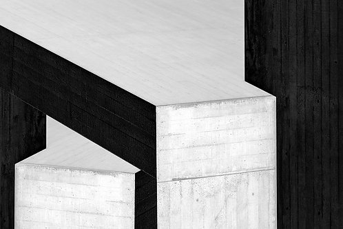 Abstract Geometry | Minimalism | Optical Concrete #03