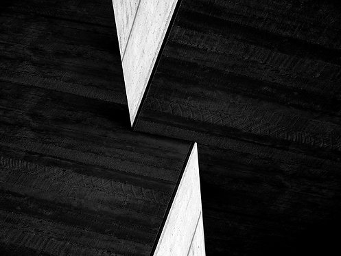 Abstract Geometry | Minimalism | Optical Concrete #04