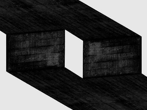 Abstract Geometry | Minimalism | Optical Concrete #07