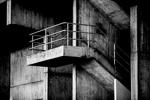 Brutalist Architecture | Minimalism | Geometry | Brunel Lecture Centre #01