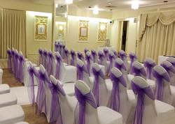 Wedding at the Toorak Hotel.