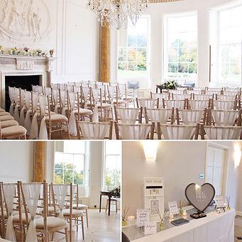 Wedding at Rockbeare Manor, Devon.