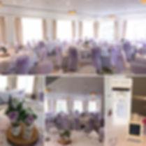 Wedding at Dartmouth Golf & Country Club.