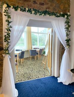 Wedding at the Moorland Hotel.