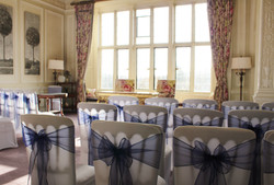 Wedding at Bovey Castle.