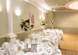 Wedding at the Highbullen Hotel.