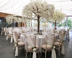 Wedding at Trevenna Barns.