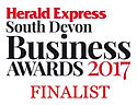 Herald Express Business Awards Logo