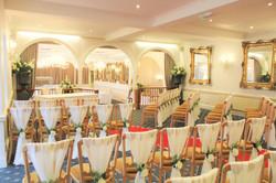 Wedding at the Moorland Garden Hotel.