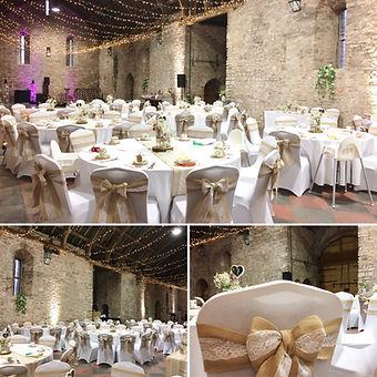 Wedding at the Spanish Barn, Torquay.