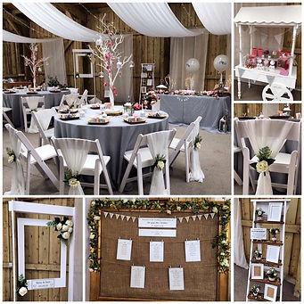 Wedding at Canonteign Falls.