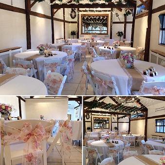 Wedding at Muddifords Court, Devon.