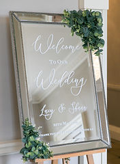 Wedding venue decoration hire for weddings in Devon and Torbay.