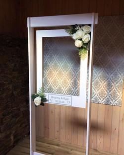 Wedding at Shilstone House.