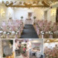 Wedding at the Bickley Mill Inn, Devon.