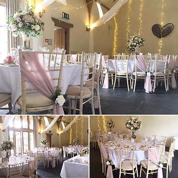 Wedding at The Oak Barn, Devon.