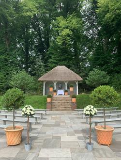 Wedding at Deer Park.