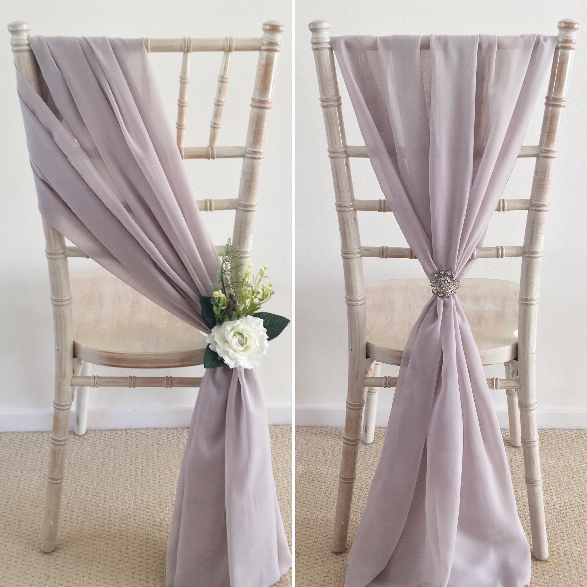 Dusky lilac-grey.