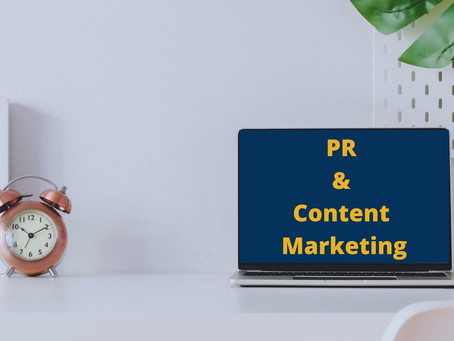 PR and Content Marketing Make a Great Combo. Here's Why.