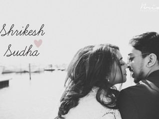 Shrikesh + Sudha's pre-weddingshoot