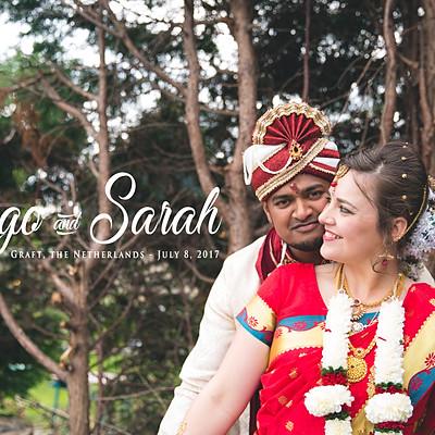 Sri Lankan wedding: Ilango + Sarah