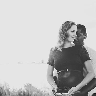 Pregnancyshoot: Romano + Margot