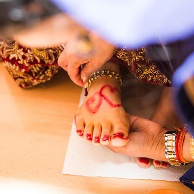Wedding: Aschwin + Shalini