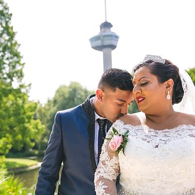 Wedding: Narindra + Artie