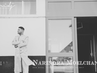 A week before the wedding, bachelorparty | Narindra Moelchand