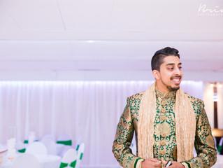 Bachelorparty (bhatwaan) of Shrikesh Sheorajpanday