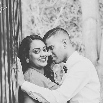 Pre-weddingshoot: Ayai + Priscilla
