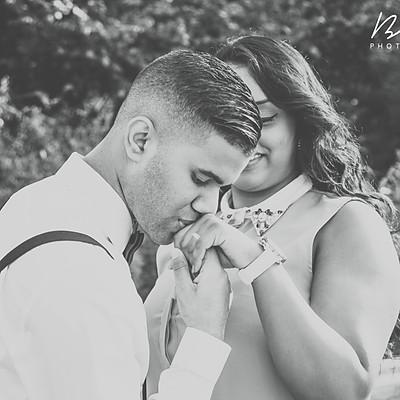 Pre-wedding: Ayai + Priscilla