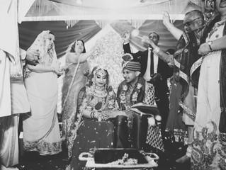 Vinay and Nancy's hindu wedding