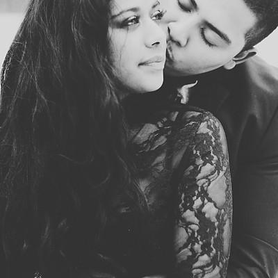 Valentine loveshoot: Lorenzo & Sharmila