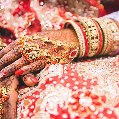 Hindu wedding: Wishaal + Varsha