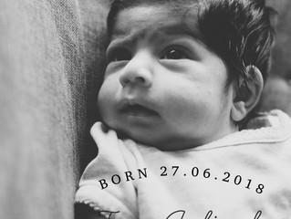 Welcome little girl: Tara Aaliyah Mehmood