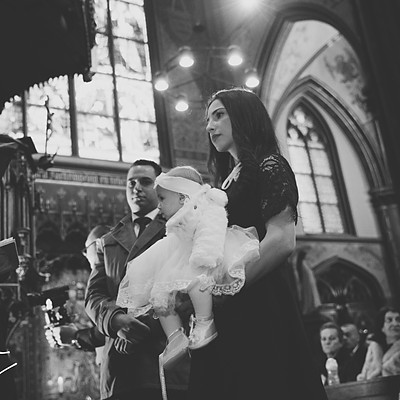 Baptism/Doop: Louisa