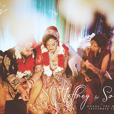 Wedding: Jeffrey & Soeshma
