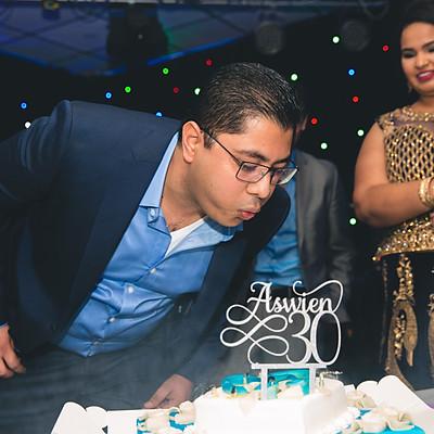 Birthday: Aswien Dwarkasing