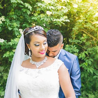Wedding: Ayai + Priscilla