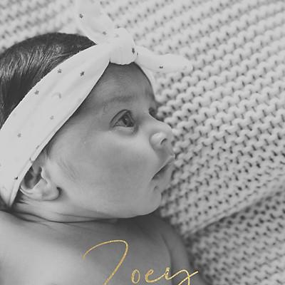 Babyshoot: Zoey Chandansingh