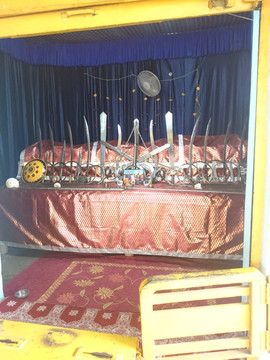 Sri Sarbloh Bunga - where Sri Sarbloh Granth/Manglacharan Puraan was written/revealed by the Tenth Master