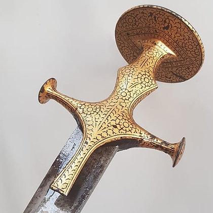 Gold Wootz Sirohi