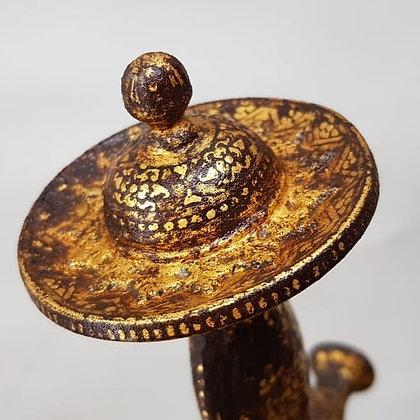 Gold Tulwar