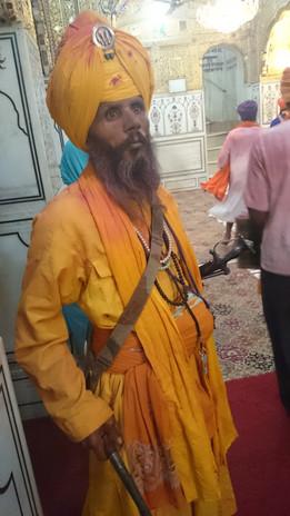 Sukhai Singh of Sri Sarbloh Bunga