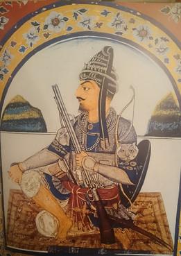 Akaali Hanuman Singh Ji