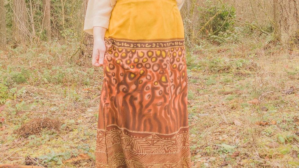 The Zill skirt
