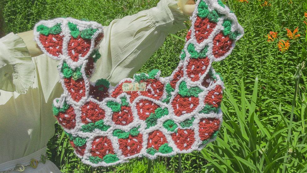 The Strawberry Vest
