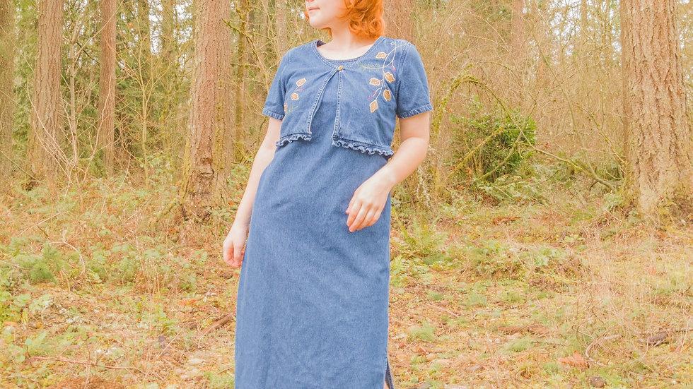 The Erika Dress