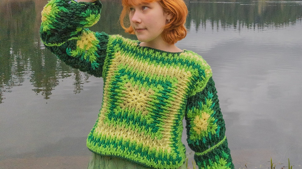 The Frosch Sweater